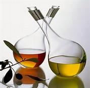 Öle und Essig