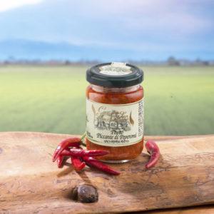 Pesto Piccante di Peperoni 130g