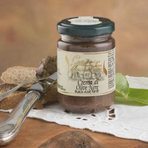 Crema die Olive Nere 130gr