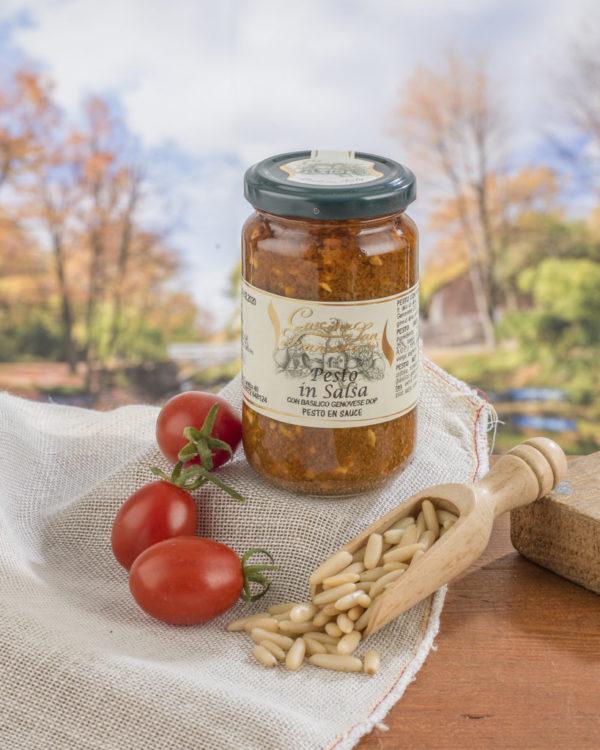 Pesto in Salsa 180gr