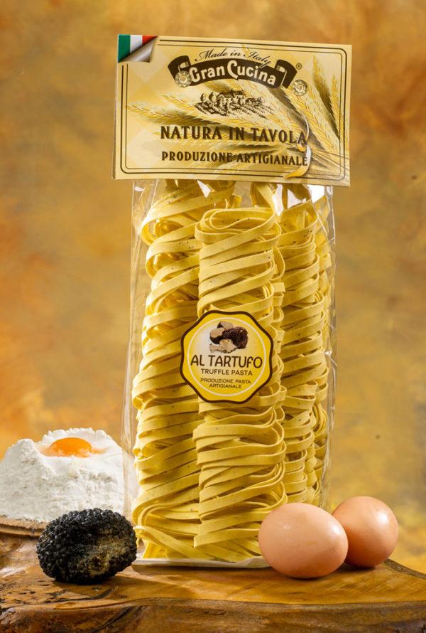 Tagliatelle al Tartufo 250gr/Tagliatelle mit Eier und Trüffel